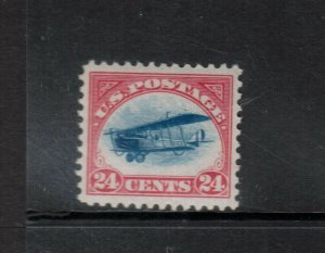 USA #C3 Very Fine Never Hinged **With Certificate**