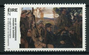 Ireland Military Stamps 2020 MNH War of Independence Centenary Art 1v Set