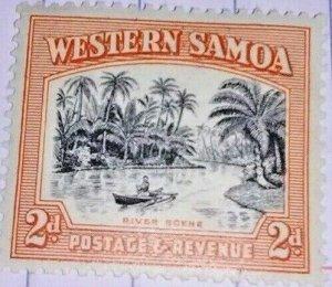 HUGE 50% OFF SALE! SAMOA 168 MINT NH ** OG EXTRA FINE(Was 4.90)