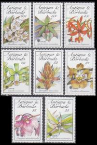 1990Antigua & Barbuda1330-1337Flowers15,00 €