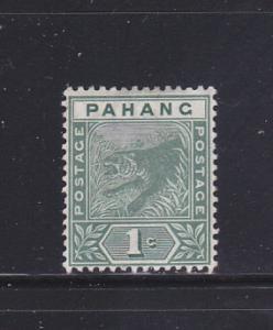 Malaya Pahang 11 MNG Tiger