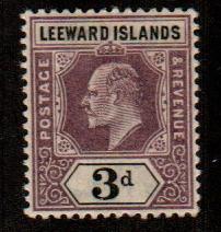 Leeward Islands #24  Mint  Scott $11.50