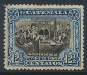 Guatemala    SG 132 SC# 132   MH  1907  see scans
