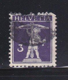 Switzerland 147 U William Tell's Son SCV $16.00