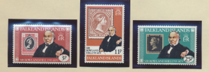 Falkland Islands Stamps Scott #291 To 293, Mint Never Hinged - Free U.S. Ship...