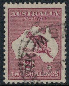 Australia #206  CV $5.50