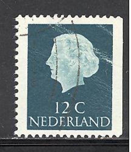 Netherlands 345 used SCV $ 0.20 (RS)