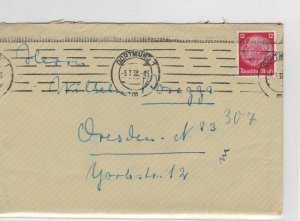 German Postal History Stamps Cover Ref: R4673