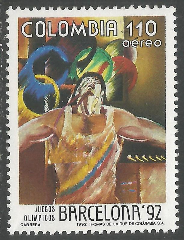 COLOMBIA C851 MNH S698