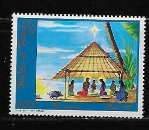 Wallis and Futuna Islands C156 Christmas single MNH