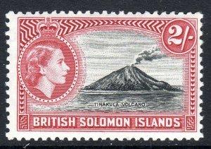 BR SOLOMON IS...1956-63 ..SG92   .. 2/-  ..   VLMM  .. cv £17
