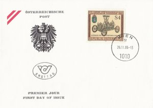 AUS329) Austria 1986 175th Anniversary Of The Joanneum
