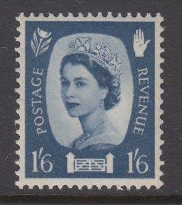 Great Britain Northern Ireland 6 MNH VF