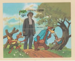 Turks & Caicos Scott #505 Stamps - Mint NH Souvenir Sheet