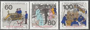 Germany #B694-6 F-VF Used CV $4.30 (D2226)