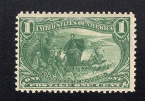 Us Stamp Scott #285 Mint Never Hinged SCV $82.50