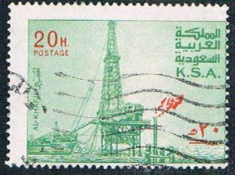 Saudi Arabia 734 Used Oil Rig (BP589)
