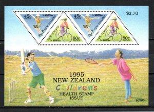 New Zealand B150a MNH