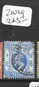 HONG KONG OFFICES CHINA (PP0502B)  TIENSTIN KE 10C  SG Z1019   VFU