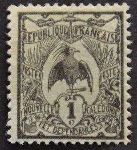 DYNAMITE Stamps: New Caledonia Scott #88 – UNUSED