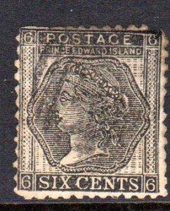 Prince Edward Island 15 U(perf. faults)  cv$13.00