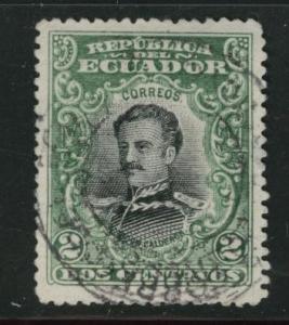 ECUADOR Scott 146 used 1901 stamp
