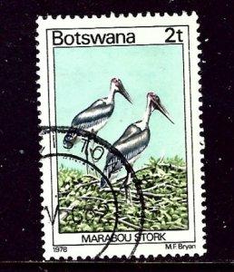 Botswana 199 Used 1978 Birds    (ap6221)