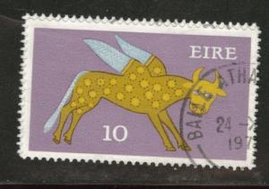 Ireland Scott 355 used perf 14 unwatermarked stamp 1975