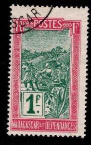 Madagascar Scott 111 Used stamp
