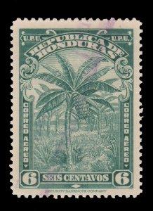 HONDURAS  AIRMAIL STAMP 1943  SCOTT # C131.