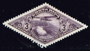Costa Rica Stamp 3c Airmail Stamp MNH/OG