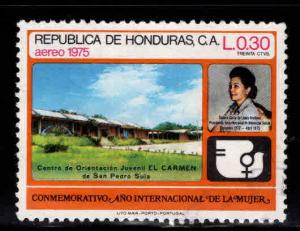 Honduras  Scott C578 Used Airmail stamp