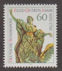 Germany Scott #1756 Stamp - Mint NH Single