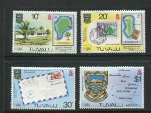 Tuvalu #133-6 Mint