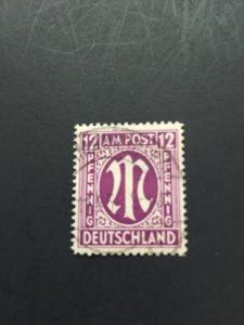 *AMG ISSUES (Germany) #3N8b