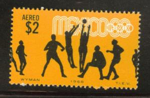 Mexico Scott C337 MNH** Olympic airmail