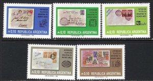 ARGENTINA 1508-12 MOG Z2148