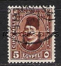 EGYPT 135 VFU P617