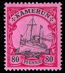 Cameroun 1900 Sc 15 mh