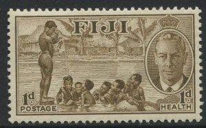 STAMP STATION PERTH Fiji #B1 Semi Postal Issue MLH CV$0.50