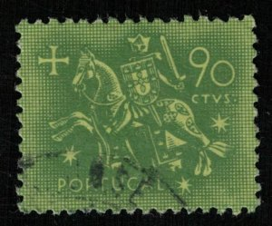1953, Portugal, 90Ctvs. (RT-292)