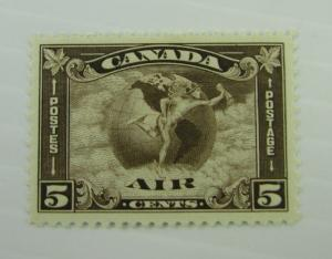 Canada SC #C2 Airmail  MH  F-VF stamp
