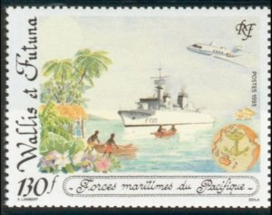 Wallis & Futtuna 1993  Maritime Forces Pacific mint**
