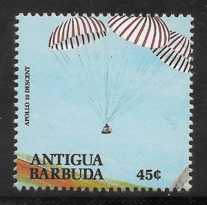 Antigua Mint Never Hinged [8232]