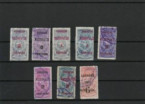 Guatemala Revenue Stamps Ref 28160