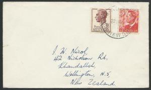 PAPUA NEW GUINEA 1952 Australia Period cover ex ABAU.......................12401
