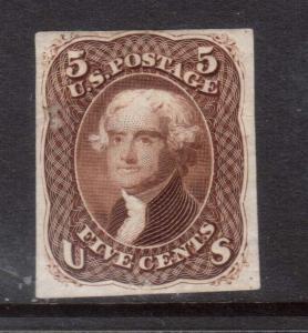 USA #67-E9d VF Proof