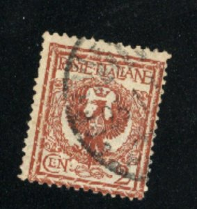Italy 77   used 1901-26 PD