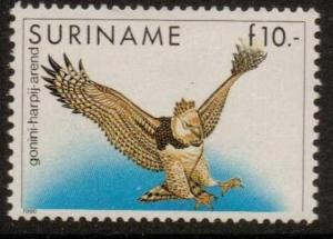 SURINAM SG1252 1985 10g BIRDS MNH