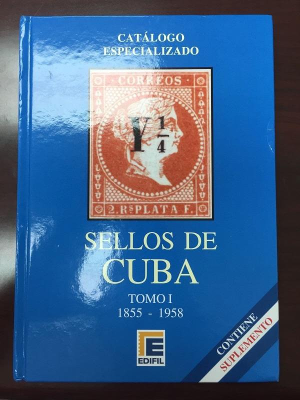 New Edifil Specialized Caribbean Stamp Catalogue - Volume 1 (1855-1958) Colony